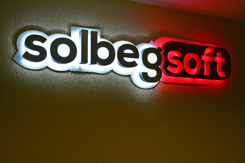 SolbegSoft Grows and So Does Its Office
